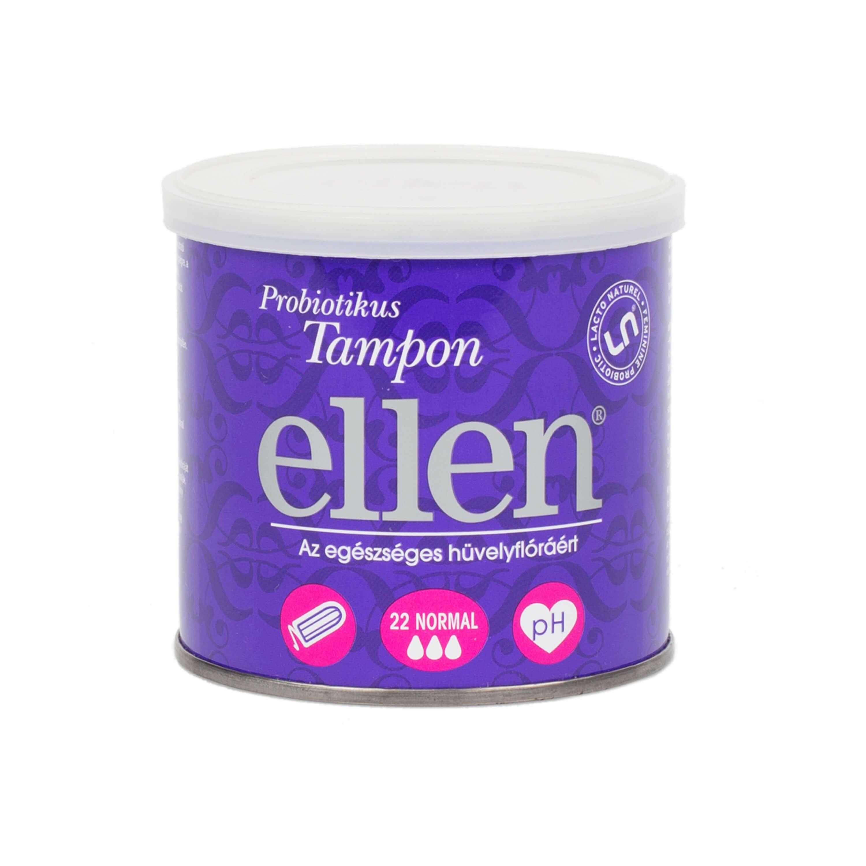Ellen probiotikus normál tampon economy